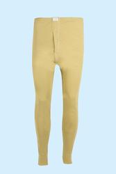 CEYLANOĞLU - 3' lü Açık Yeşil Erkek İnterlok Uzun Don