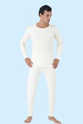 CEYLANOĞLU - 3' lü Beyaz Erkek İnterlok Takım