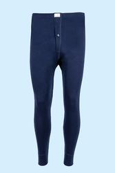 CEYLANOĞLU - 3' lü Lacivert Erkek İnterlok Uzun Don