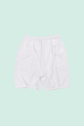 CEYLANOĞLU - 6'lı Beyaz Sade Kız Çoçuk Paçalı
