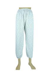 CEYLANOĞLU - 6'lı Empirme Penye Kışlık Lastikli Bayan Pijama