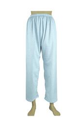 CEYLANOĞLU - 6'lı Empirme Penye Kışlık Düz Bayan Pijama